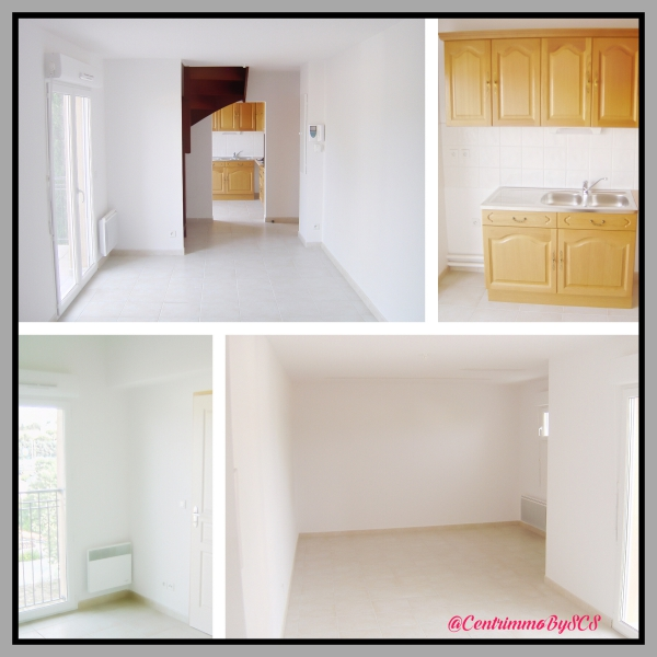 Location appartement f2 duplex montpellier nord ouest for Appartement nord ouest