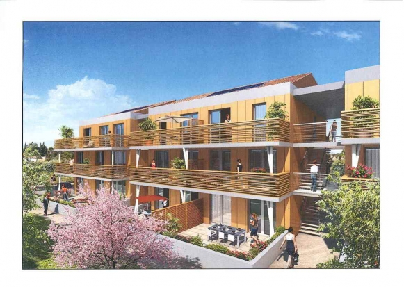 Programmes immobilier neufs le clos fleuri programme for Immobilier neuf achat