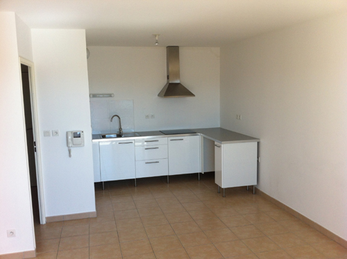 Photo du bien immobilier  : Location appartement f2 jacou résidence récente