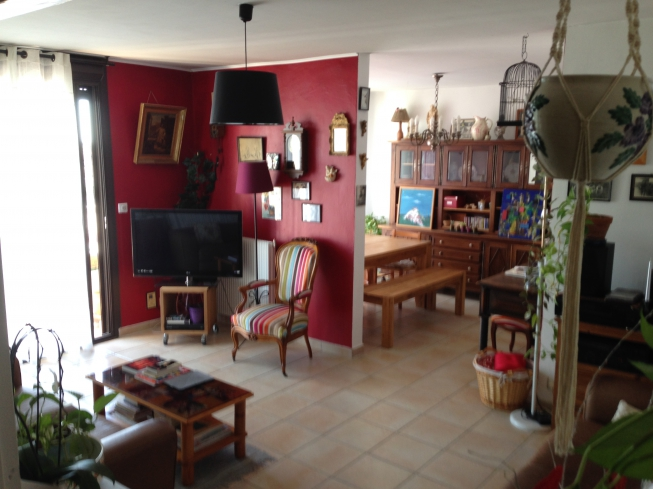 Photo du bien immobilier  : Vente appartement ff5 montpellier ouest