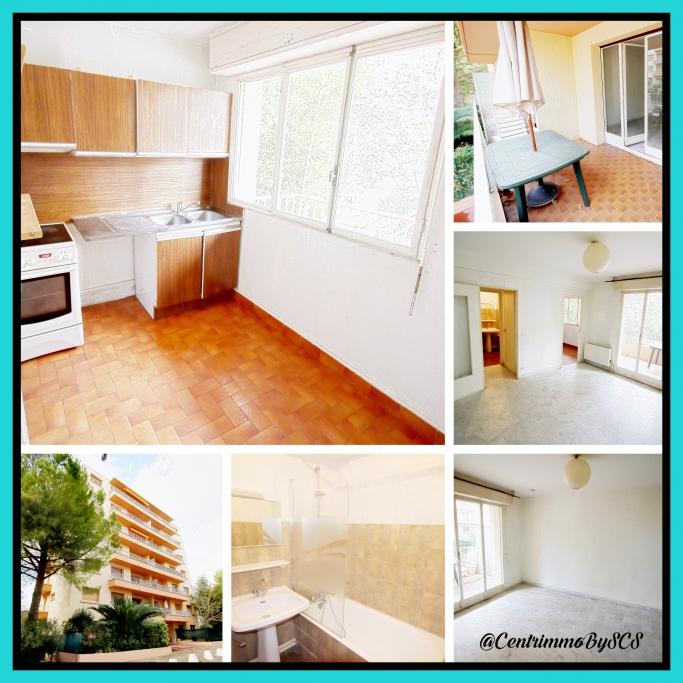 Photo du bien immobilier  : Appartement f1 montpellier ouest