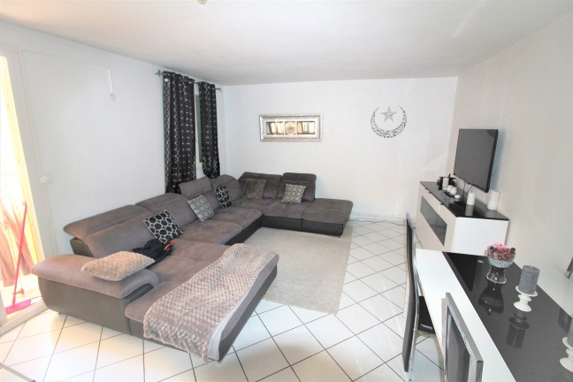 Photo du bien immobilier  : Appartement f3 quartier la martelle