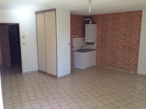 Photo du bien immobilier  : Vente appartement de type f1 montpellier sud/ouest