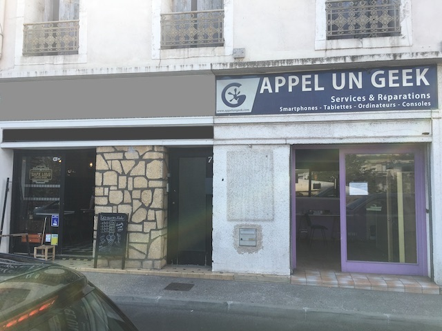 Photo du bien immobilier  : Sète à louer local commercial 30 m2