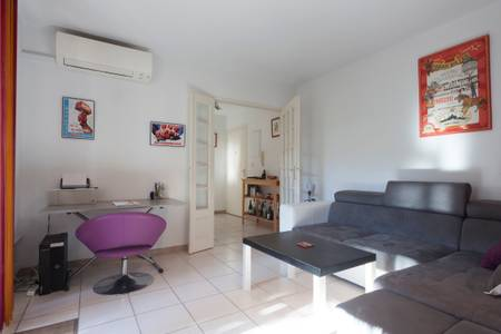 Photo du bien immobilier  : Location appartement f1 montpellier ouest