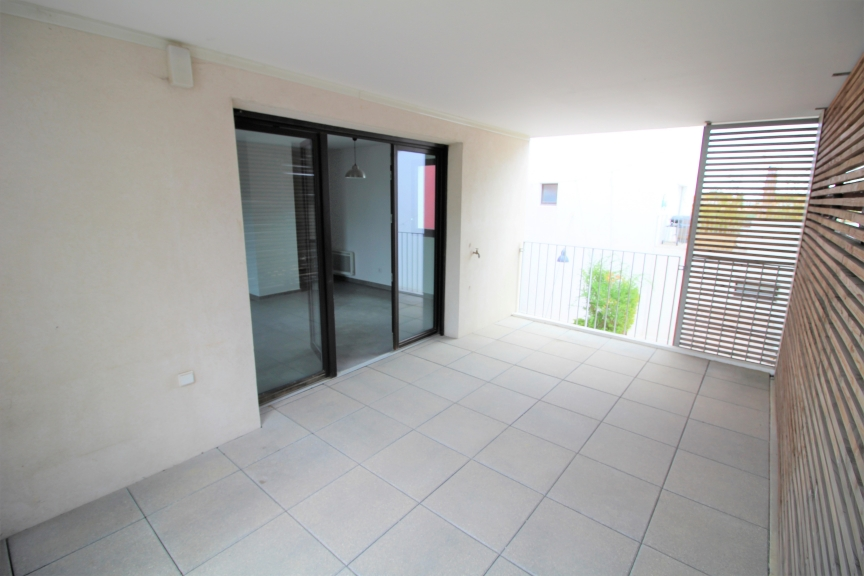 Photo du bien immobilier  : Location appartement f3 quartier ovalie