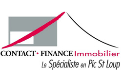 logo agence Contact Finance Immobilier